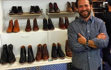 This Austin-Based Shoemaker Wants To Change The Whole Manufacturing Industry