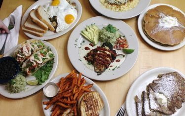 Kerbey Lane Beefs Up Their Menu For Spring