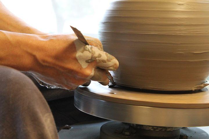 Austin Com Ceramics Demo Workshop With Visiting Artist