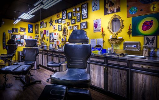 Here's Your Inked-Up Guide To Some Of the Best Austin Tattoo Shops