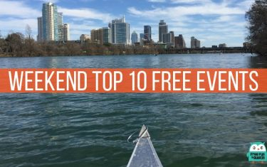 Weekend Top 10 FREE Events: October 27-29, 2017