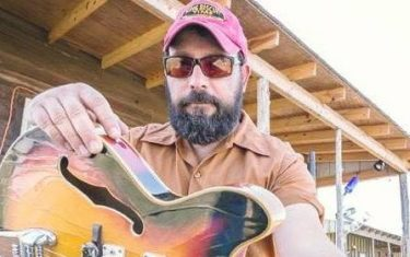 The New Single 'Lazy Woman Blues' Is A Perfect Excuse To Catch Local Guitarist Todd Roth Live