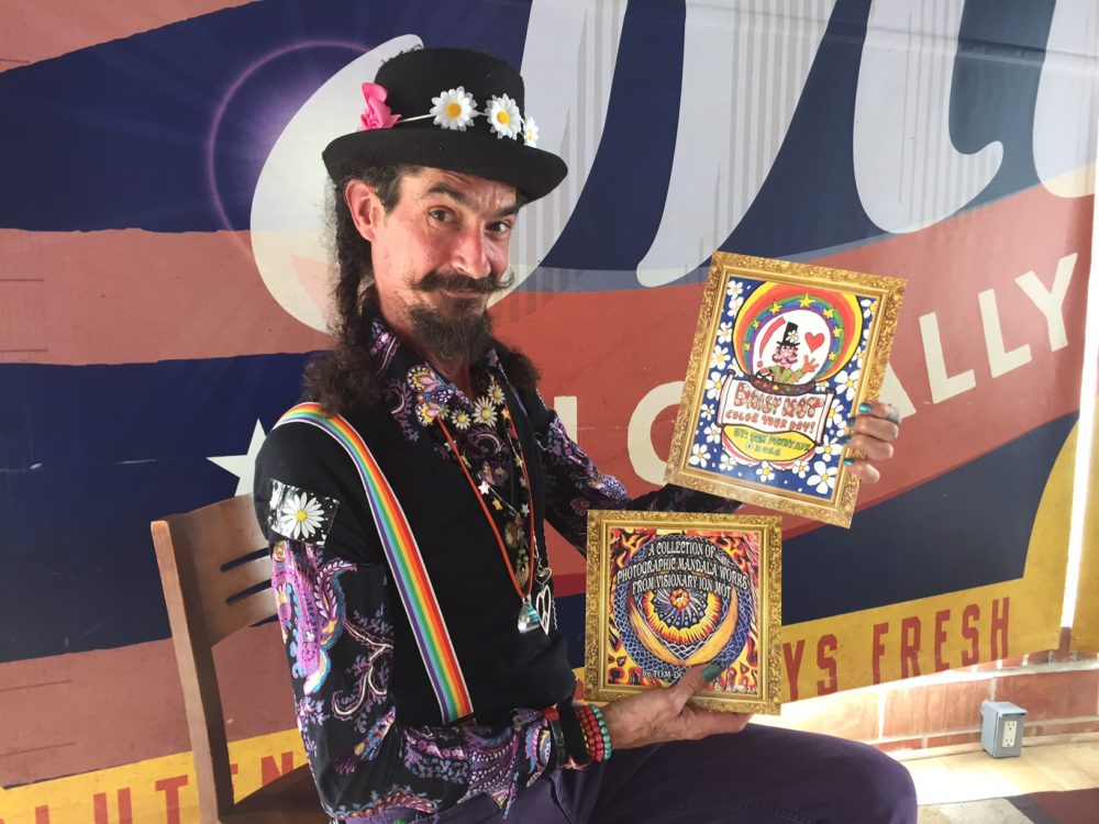 Austin com The Visionary Ion Mot's Mandala Coloring Books Are