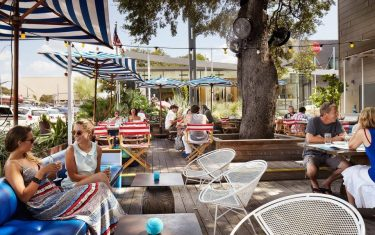 Kick Back At These 10 Austin Outdoor Happy Hours