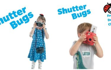 FREE Kids' Photography Demo Class with Shutter Bugs