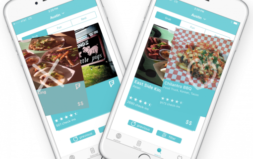 This App Is Like An A.I.-Driven Tinder For Finding Fun Things To Do In Austin