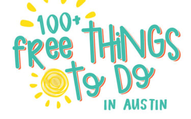 100+ FREE Things To Do In Austin Checklist