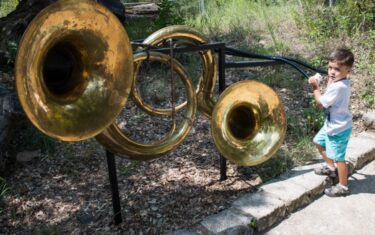 It's TEMPO Time! Don't Miss These Temporary Outdoor Artworks By Austin Area Artists