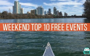 Weekend Top 10 FREE Events: September 8-10, 2017