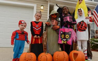 FREE Halloween Night Family Fun in Austin!