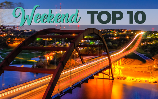 Weekend Top 10 FREE Events: April 19-21, 2019