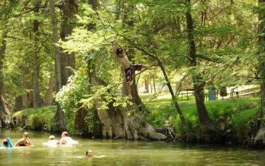 Wimberley's Blue Hole is Changing to a Reservation System — Here's Why