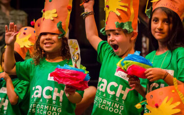 Feed Your Child's Love for Acting with Zach Theatre's Spring Classes