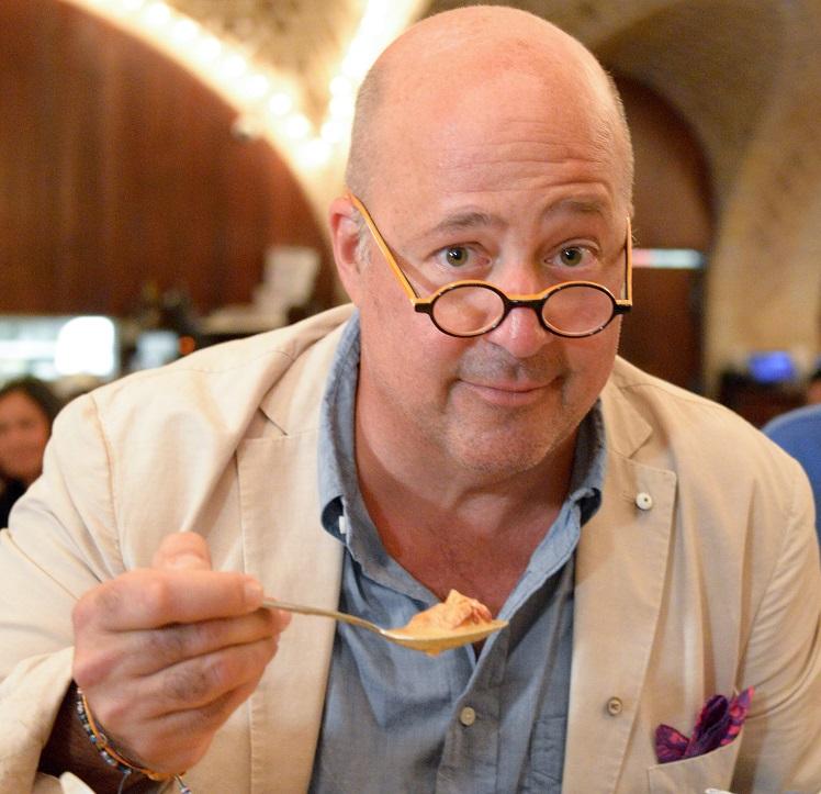 Tv's Culinary Explorer Talks Weird And Wonderful Foods
