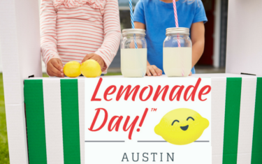 Teach Kids Business Skills With Austin's Very Own Lemonade Day!