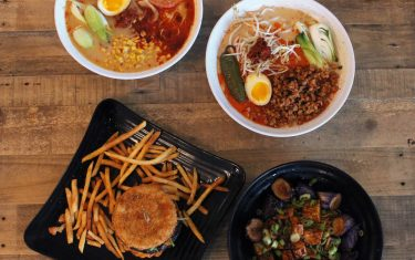 Yoshi Ramen May Have One of the Best Burgers in Town — And Makes a Mean Bowl of Noodles