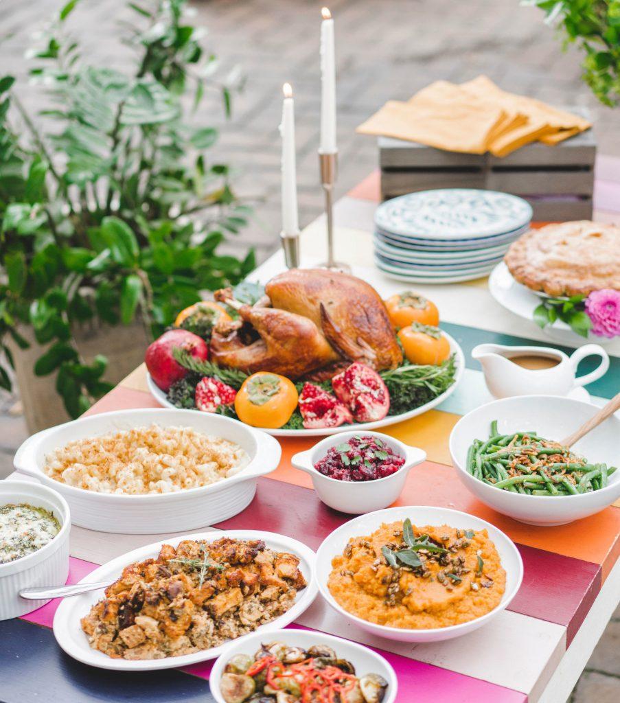 Austin.com Fresa's Homemade Thanksgiving Dinner, Sides