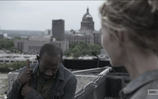 """Here's Your Complete Guide to """"Fear the Walking Dead"""" Filming Locations in Austin"""