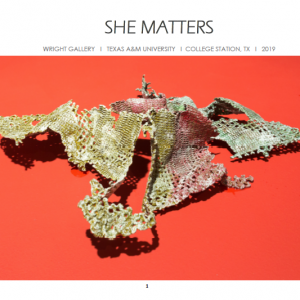 "The Wright Gallery Presents ""She Matters"" Exhibit"