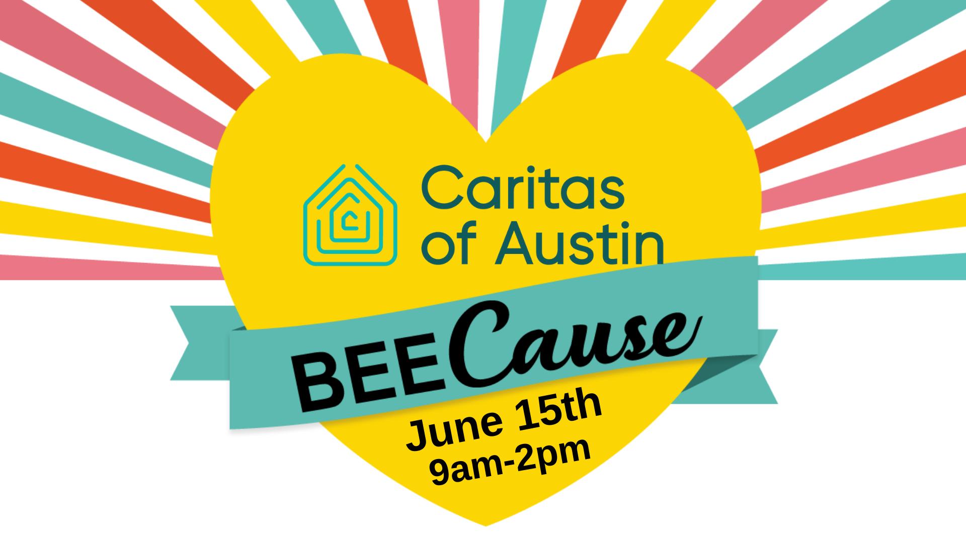 BeeCause: Caritas Fundraiser