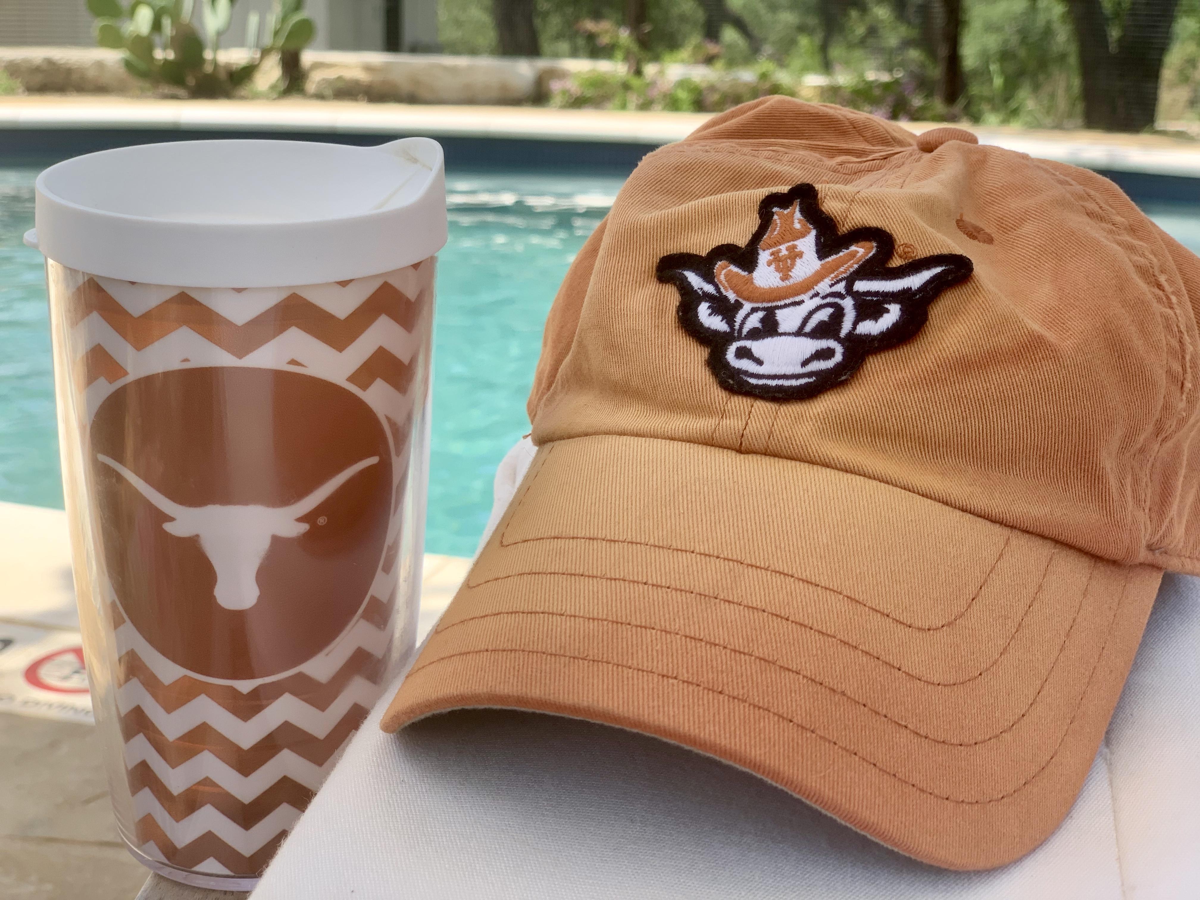 Make UT Football Great Again Cap Hat Texas Longhorns