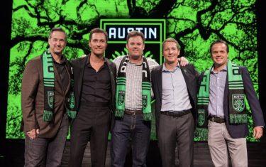 Austin Entertainment Headlines: Matthew McConaughey, Garth Brooks, Kirsten Dunst