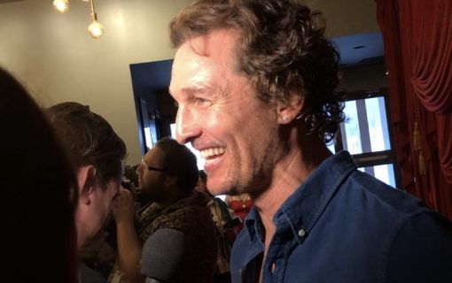 Meet Professor Matthew McConaughey and More Austin Entertainment Headlines