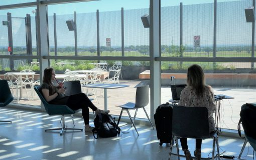 Here's Where To Eat In (Or Near) The Austin Airport