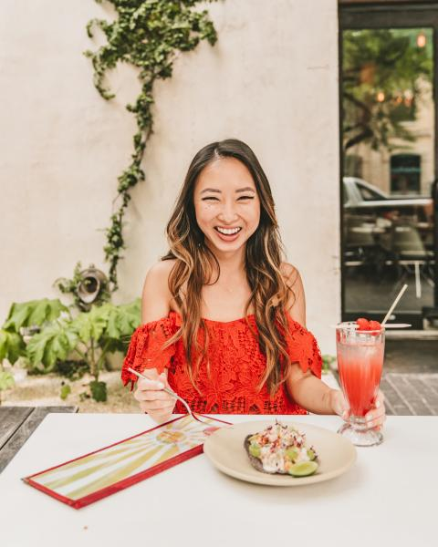 Photo of food blogger Jane Ko