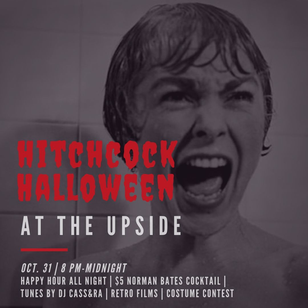 Hitchcock Halloween at East Austin Hotel