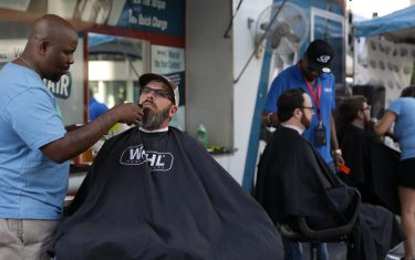 Trim Your Facial Hair to Fight Cancer – That's #SoAustin