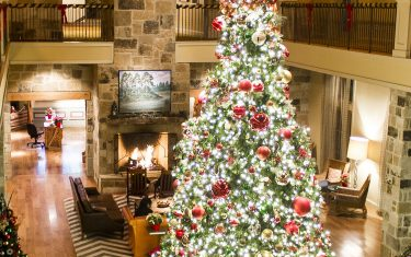 Holiday Light Stroll at Hyatt Regency Lost Pines Resort & Spa