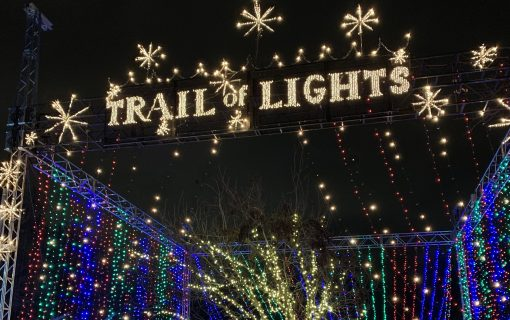Navigate the Austin Trail of Lights 2019, Plus How to Win Free Zip Passes!