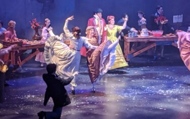 """A First Timer's Review of """"A Christmas Carol"""" at Zach Theatre"""