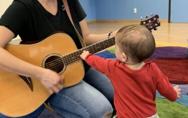 Music Makes the Perfect Gift – Try a FREE Class at Heartsong Demo Days