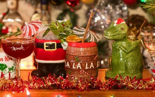 Get In The Spirit at These 21 Themed Holiday Bars and Restaurants in Austin
