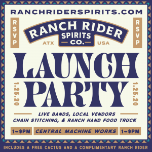 Ranch Rider Launch Party