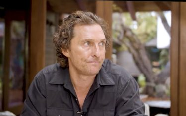 Matthew McConaughey Has A Message For You – Stay Home!