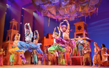 Aladdin Is Coming To Austin And We've Got Tickets to Give Away