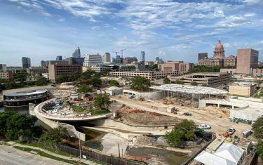 Celebrate Earth Day With A Preview Of Waterloo Park In Downtown Austin