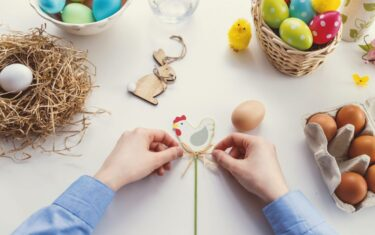 Here's How to Continue Easter Traditions While Quarantined