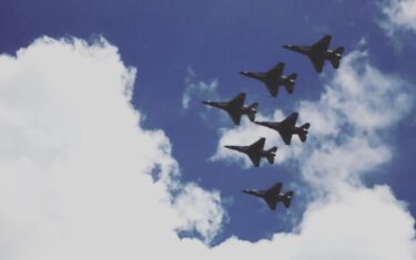 Here Are The Best Thunderbirds Flyover Salute Videos Honoring Austin Area Coronavirus Workers
