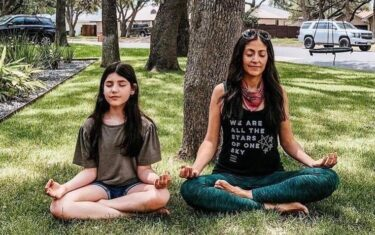 Get Zen With This Free Yoga Video Routine That The Whole Family Will Enjoy – Shot On Location At Articulture Designs at Garrison Park