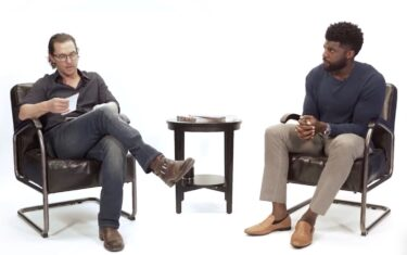 Matthew McConaughey Joins Former Longhorn Emmanuel Acho For A New Edition Of Uncomfortable Conversations With A Black Man