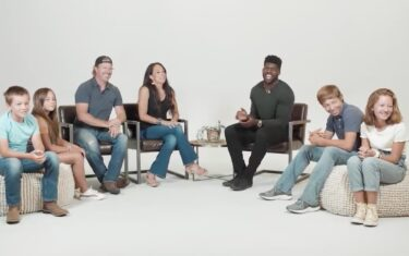 Chip and Joanna Gaines Join Emmanuel Acho For Uncomfortable Conversations With A Black Man