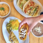 It's Taco Tuesday! Grab One of The Best Tacos In Austin at ¡Vamanos!