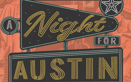 Willie Nelson and Paul Simon Lead 'A Night For Austin' A Two Hour Music Event To Benefit The Austin Community
