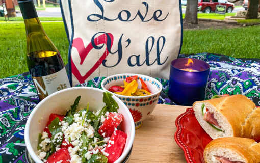Support a Local Restaurant in Austin By Ordering Up A Perfect Picnic