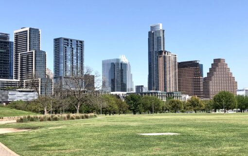 You'll Appreciate the Austin Skyline Even More After Watching This Mindful Breathing Tutorial
