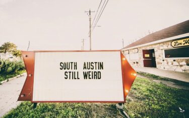 Keep Austin Weird! These Are Some Of The Best Businesses in South South Austin